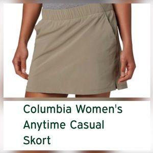 Columbia Casual Stretch Skort GUC